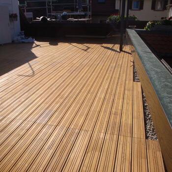 Sanierung von Dach, Terrasse oder Garage
